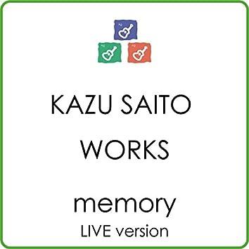 memory (live version) [feat. yuta fujimasa]