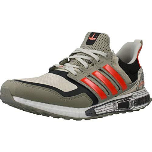 Adidas Calzado Deportivo Ultraboost S&L SW Star Wars para Hombre Gris 40 2/3 EU