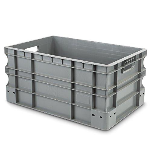 Eurobehälter - 600 x 400 x 280 mm, 55 Liter