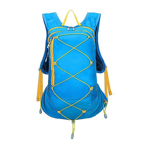 CMZ Cycling Backpack Bike Off-Road Cycling Backpack Men Ultra Light Waterproof Outdoor Sports Hiking Mountaineering Bag