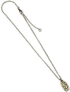 The Carat Shop Collar con colgante Unisex latón asscher - FN0006
