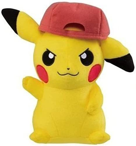 Was decided in the theater version of Pokemon you  Of huge stuffed Satoshi Pikachu vol3 Pikachu Karos cap Ver