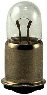Eiko 387-10 387, 28V .04A T1-3/4 Midget Flange Base Light Bulb (Pack of 10)