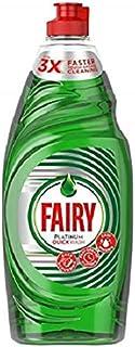 Fairy Platinum Dishwashing Liquid Original, 625ML