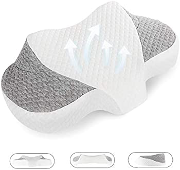 Looffy Memory Foam Bed Pillows