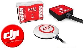 DJI Original NAZA-M Lite Flight Control System with GPS Compass BEC LED Module for DJI Flame Wheel F330, F450, F550, Multi-rotors Quad I, Quad X, Hexa I, Hexa V, Hexa Y, Hexa IY (Supports Futaba S-Bus and PPM receiver)