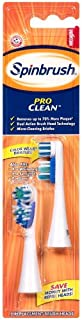 Arm & Hammer Powered Toothbrush Replacement Heads, Medium - 2 ct - (2 Pack)