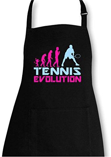 EZYshirt® Tennis Evolution Grillschürze