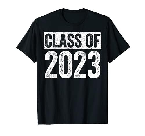 Class Of 2023 Camiseta Senior 2023 Graduación Regalo Camisa Camiseta