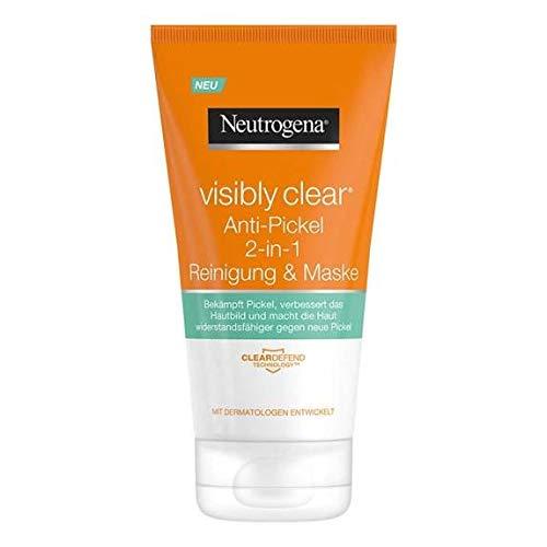 Neurogène 2 en 1 Nettoyant/Masque 150 ml