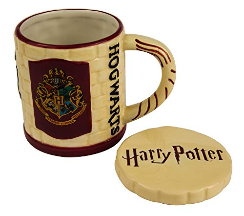 HARRY POTTER HPSW3MLO-STJIN Mug, Multicolore