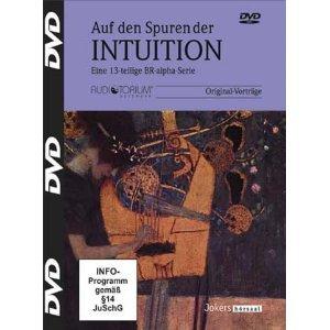 Hüther, G., u. a.: Auf den Spuren der Intuition: Eine 13-teilige BR-alpha-Serie (u. a. Hüther, Gerald) – 2 DVDs - JOK1198D