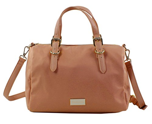 Bluebags Damen Bowling Don Algodón Tasche, Orange (Melocotón)