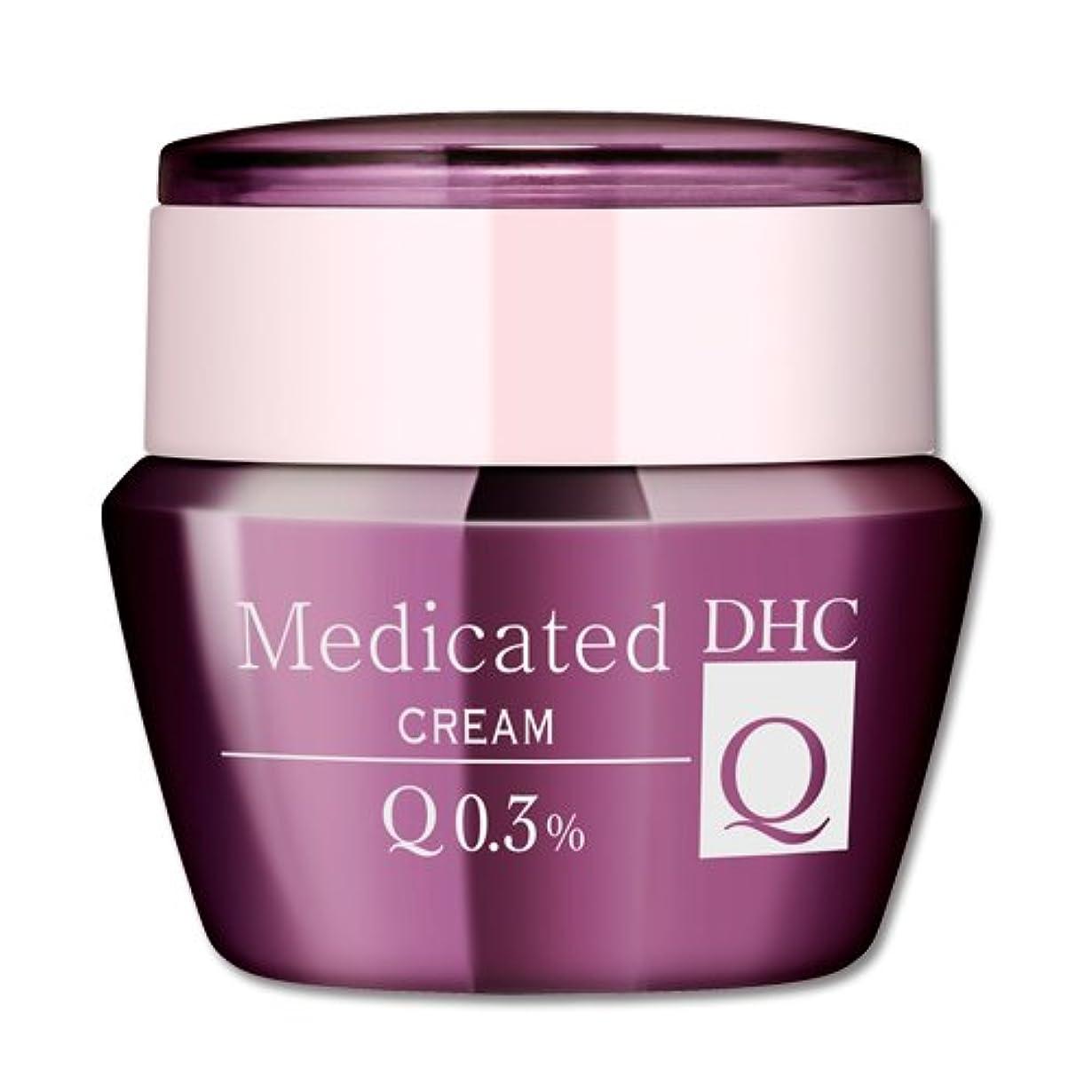 中でこしょうおばあさん【医薬部外品】DHC 薬用Qフェースクリーム