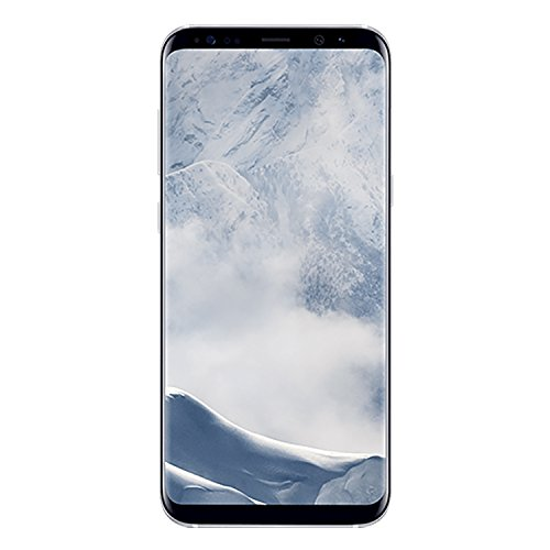 Samsung Galaxy S8+ G955U 64GB Unlocked GSM U.S. Version Smartphone w/ 12MP Camera - Arctic Silver