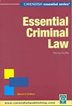 Essential Criminal Law: third edition