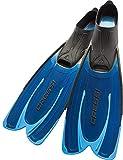 Cressi Agua - Unisex Premium Flossen Self Adjusting zum Tauchen, Apnoe, Schnorcheln und Schwimmen,...