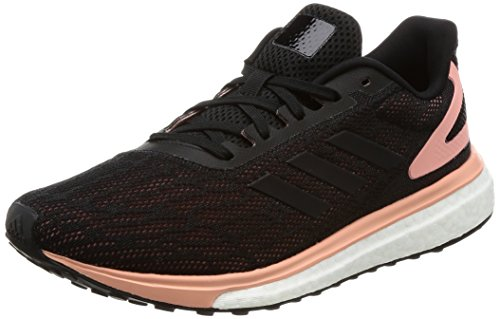 adidas Response Lt W, Zapatillas de Running Mujer, Negro (Negbas/Negbas/Rostra), 37 1/3 EU
