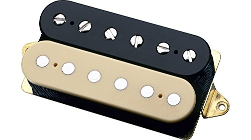 DIMARZIO The Tone Zone F-SPACED Micros de guitarra color blanco