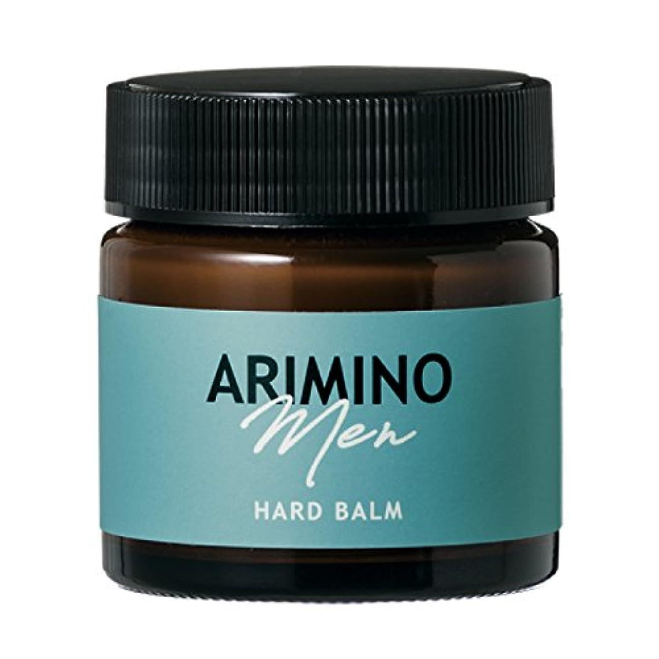 織機涙が出る遺伝的【アリミノ】アリミノ メン ハードバーム 60g