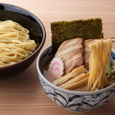 高砂食品 濃厚魚介つけ麺 10食入り 魚介醤油スープ付き 半生麺【常温保存可能】