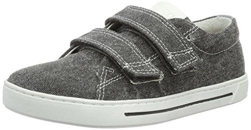 Birkenstock Kids Unisex-Kinder Arran Sneaker, Grau (Black), 29 EU