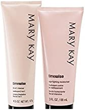 Mary Kay Timewise Age-fighting Moisturizer & 3 in 1 Cleanser Combination to Oily Skin Full Size Set