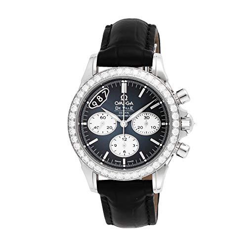 [オメガ] 腕時計 422.18.35.50.06.001 レディース ブラック [並行輸入品]