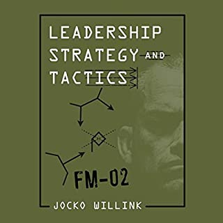 Leadership Strategy and Tactics audiobook cover art