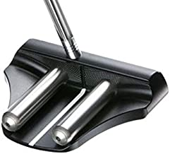 Guerin Rife Two Bar Mallet Putter Steel Right Handed 35 in