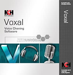 Voxal Voice Changer Software - Powerful and Real-time Voice Changing for Apps [Download]