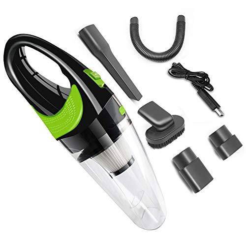WSSZZ319 Auto Load Vacuum cleane Autozubehör Tragbares Ladekabel Auto Dual-Use-Staubsauger