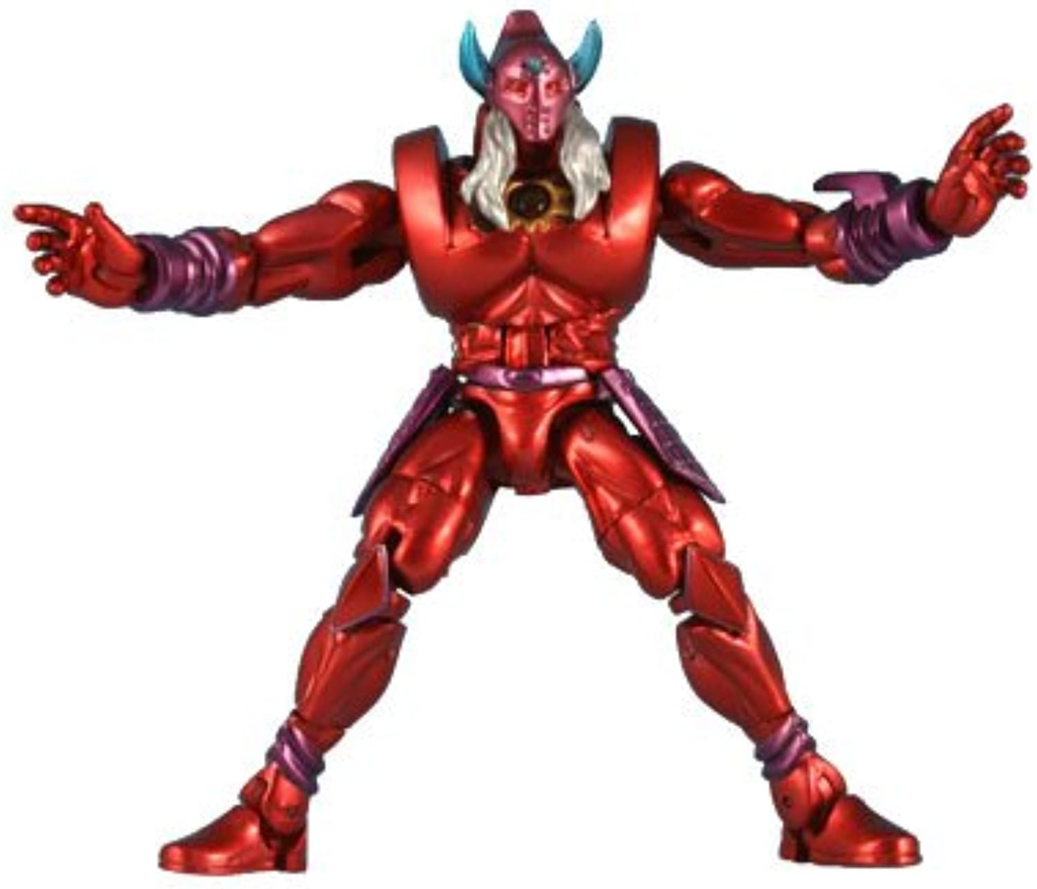 G Muscle Demon General (B Type) (PVC Figure)