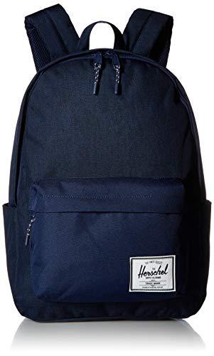 Herschel Unisex-Erwachsene Little America Rucksack, Mittelalterliche Blaue Kreuzschatte, Mittelalterblau, Classic 25L