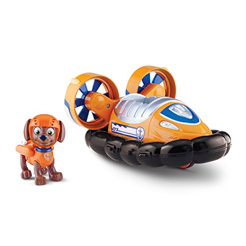 PAW Patrol Paw Basic Vehicles - Zuma, Luftkissenboot