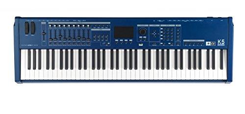 Physis Piano K5-EX 76 Tasten MIDI Masterkeyboard mit Physical Modelling Soundboard