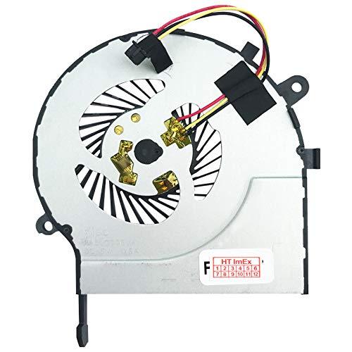 (3-PIN) Lüfter Kühler Fan Cooler kompatibel für Toshiba Satellite P50T-C-104, P50T-C-10T, P50T-C1613, S55-A5295, S55T-C5325-4k