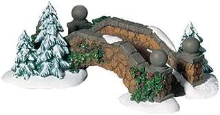 Department 56 Village Stone Footbridge