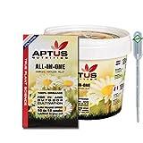 Aptus All-In-One 1 Kg - Fertilizante para el cultivo de interior Fertilizante líquido para el suelo Bio (10 kilogramo)