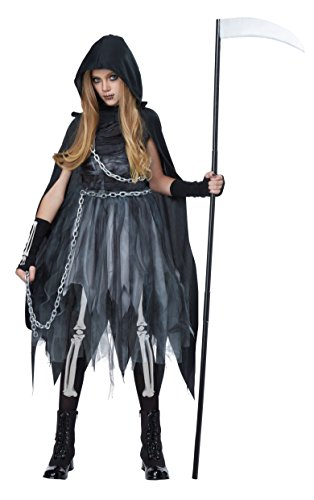 California Costumes Girls Reaper Girl Child Costume - http://coolthings.us