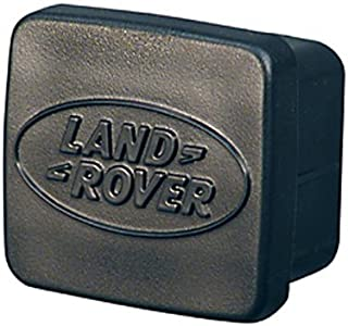 Genuine Land Rover ANR3196 2-Inch Trailer Hitch Receptacle Plug for Defender, Discovery, LR3, and Range Rover.