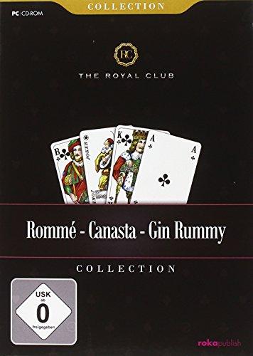 Rommé, Canasta, Gin Rummy - The Royal Club