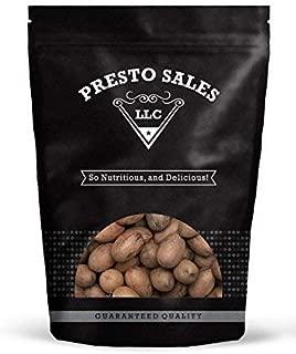 Pecans, Crispy and Fresh Fancy in shell (5 lbs.) by Presto Sales LLC