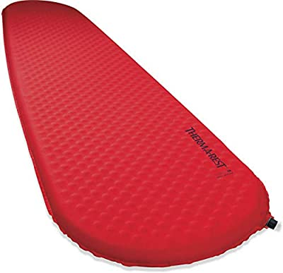 Therm-a-Rest Prolite Plus Ultralight Self-Inflating Backpacking Pad, WingLock Valve, Large - 25 x 77 Inches