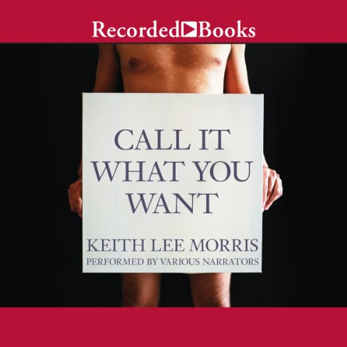 Call It What You Want audiobook cover art