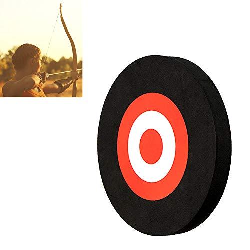 Zielscheibe Bogenschießen Eva Schaum Bogenschießen-Ziel für im Freiensport-Bogenschießen-Bogen und Schießdart Durchmesser 25cm/9.84inch