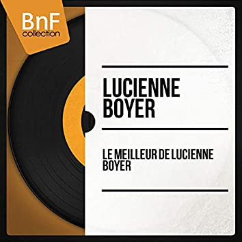 Le meilleur de Lucienne Boyer (Mono Version)