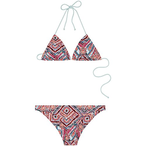 Chiemsee Donna in Knapper Brasile a Forma di Triangolo del Bikini Set, Donna, in Knapper Brasilien-Form, D1111 Structure, S