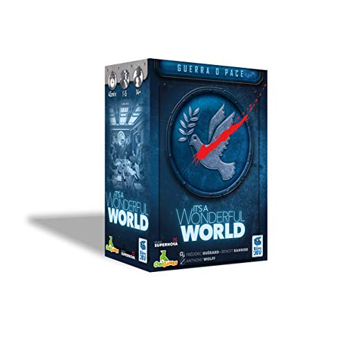 Studio Supernova It's a Wonderful World: Krieg oder Frieden