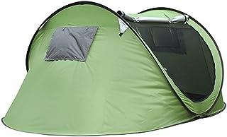Tent لا حاجة لإنشاء خيمة البوب تلقائيا فتح خيمة خيمة مزدوجة بسيطة للعائلة المشي لمسافات طويلة وتسلق الجبال